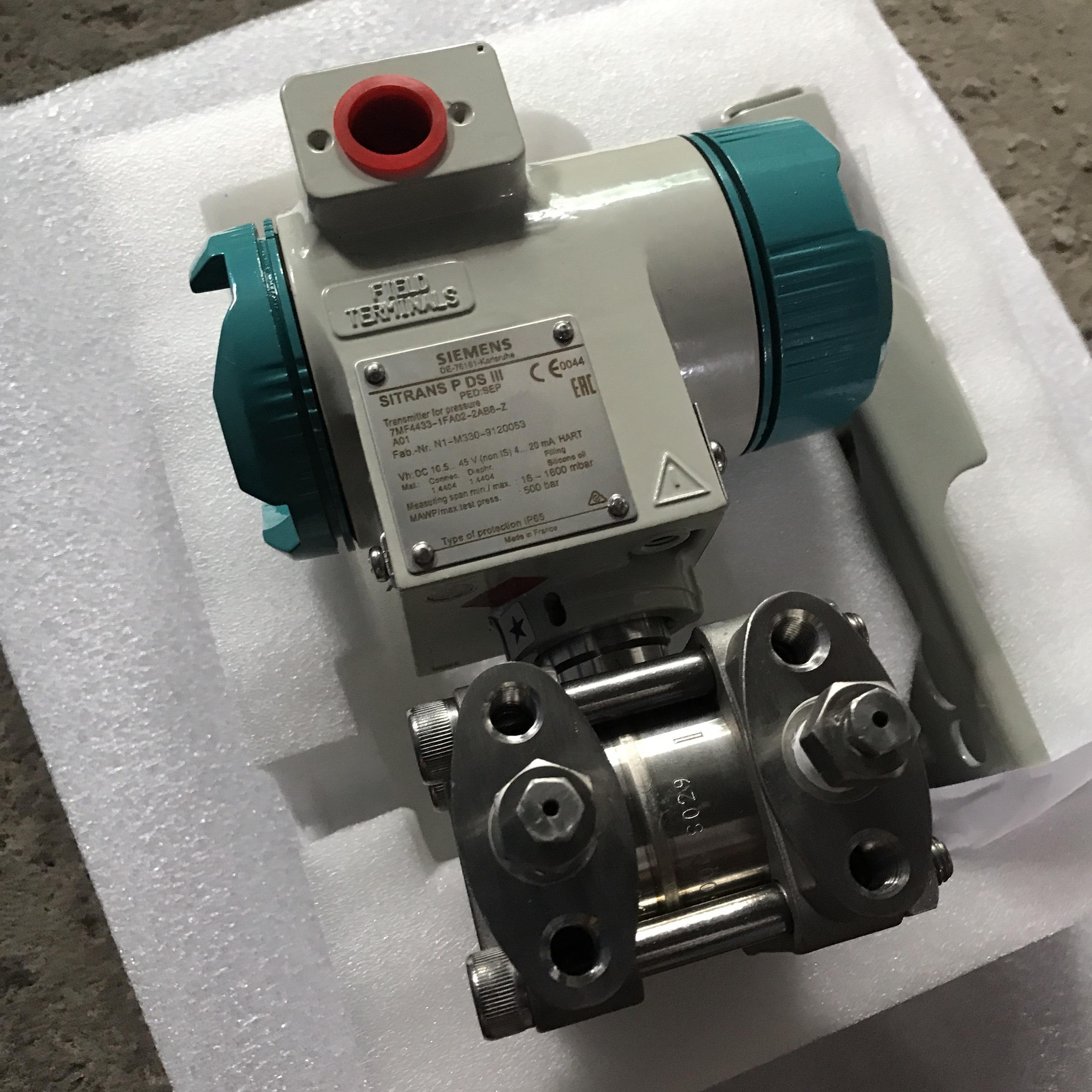 Bộ đo lưu lượng nước qua tổ máy 7MF4433-1FA02-2AB6-Z qưeqwe